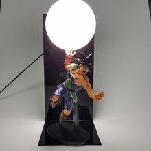 Dragon Ball Goku Spirit Bomb Figure Table Lamp (10 styles)
