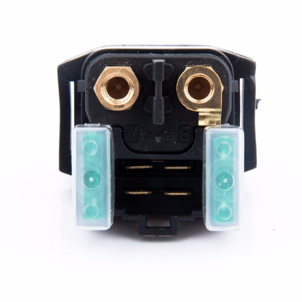 Knight ATV Motorcycle GE Parts Starter Solenoid Relay Ignition Key Switch For Yamaha YFM 350/400/450/660 Grizzly Kodiak Raptor