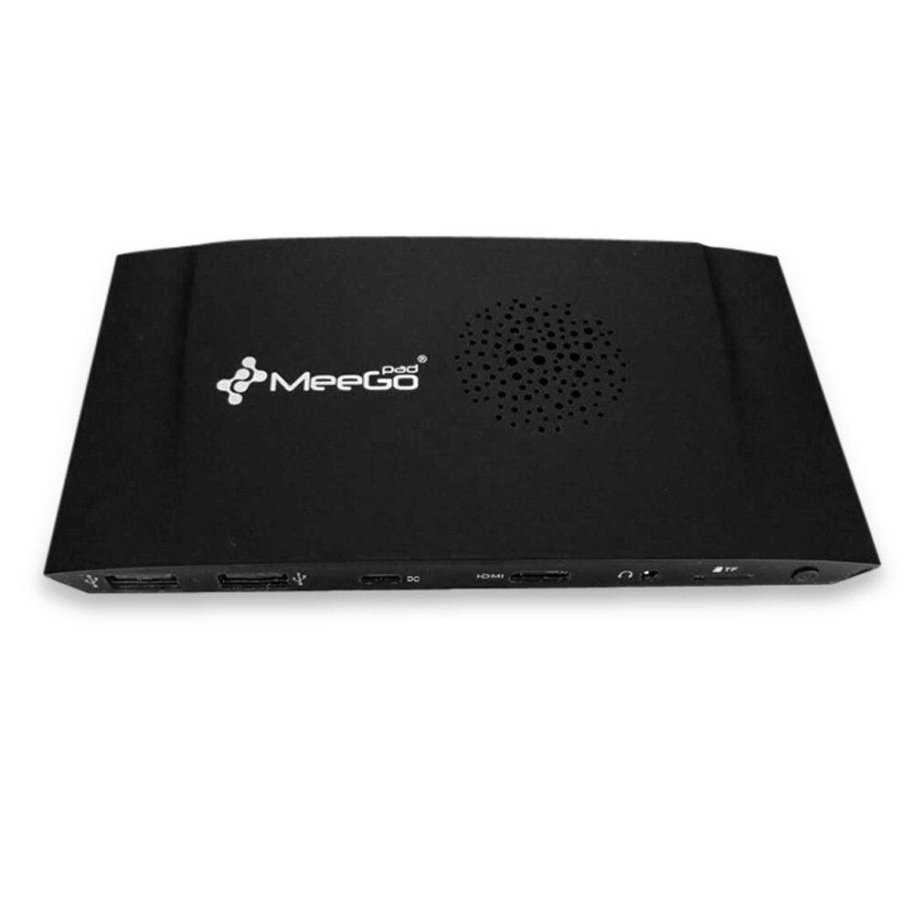 Meegopad T09 Mini PC Intel Cherry Trail X5 - Z8350 Quad Core CPU Dual Band WiFi Bluetooth 4.0