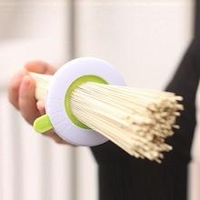 1 шт./лот пластиковые дома круглой формы Регулируемые спагетти, макароны, лапша измерения порций контроллер ограничитель инструмент