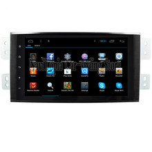 NaviTopia 9inch 1024*600 Quad Core Android 4.4/Android 6.0 Car Radio Video Player for Kia Mohave/Borrego 2008-2015,No DVD CD