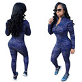 2 two piece set Women Suit Zip up Hooded top and Full Length Pants Cotton Elastic Color Spring Female Tracksuits Sweat Suit#17