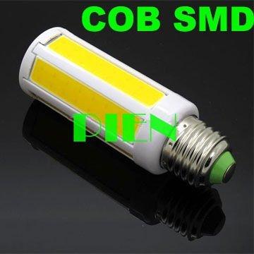 COB LED Bulb E27 E14 8W led lampada bombillas de casa super bright 3000K 6000K 360 degree 110V 220V Free Shipping 10pcs