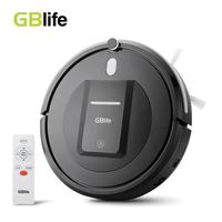 GBlife Smart Robot Vacuum Cleaner For Home Aspiradora Robot 500Pa Suction Remote Control Multifunctional Cleaning Appliances