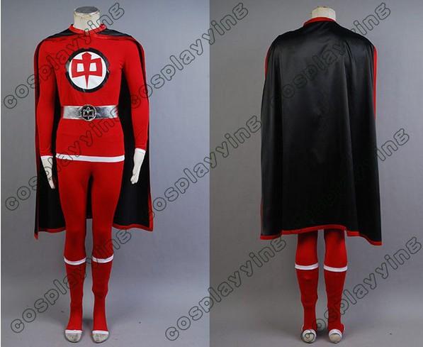 Величайший Американский Герой Уильям кэтт костюм супергероя Летающий комбинезон косплей костюм