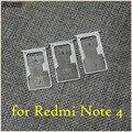 1 pcs cartão sim tray slot para xiaomi redmi nota4 sim bandeja sim titular do cartão slot para redmi note 4 slot para cartão sim com número de rastreamento