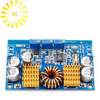 LTC3780 DC-DC 5-32V to 1V-30V 10A Automatic Step Up Down Regulator Charging Module Power supply module Connector