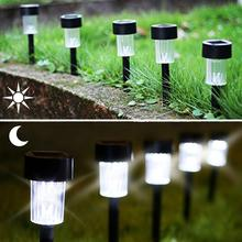 Garden Solar Light 1.2v 40mah  Led Lamp Outdoor светильник на солнечных 1атареях