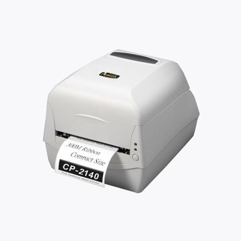Argox cp 2140M клей принтер текстильных этикеток работает для повесить теги multifuncional ПВХ установка для печати наклеек