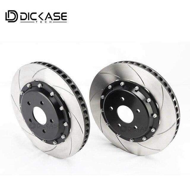 DICASE 330*28 brake kit  for CP5200 red Brake Caliper for Mitsubishi EVO IX 18'' wheel