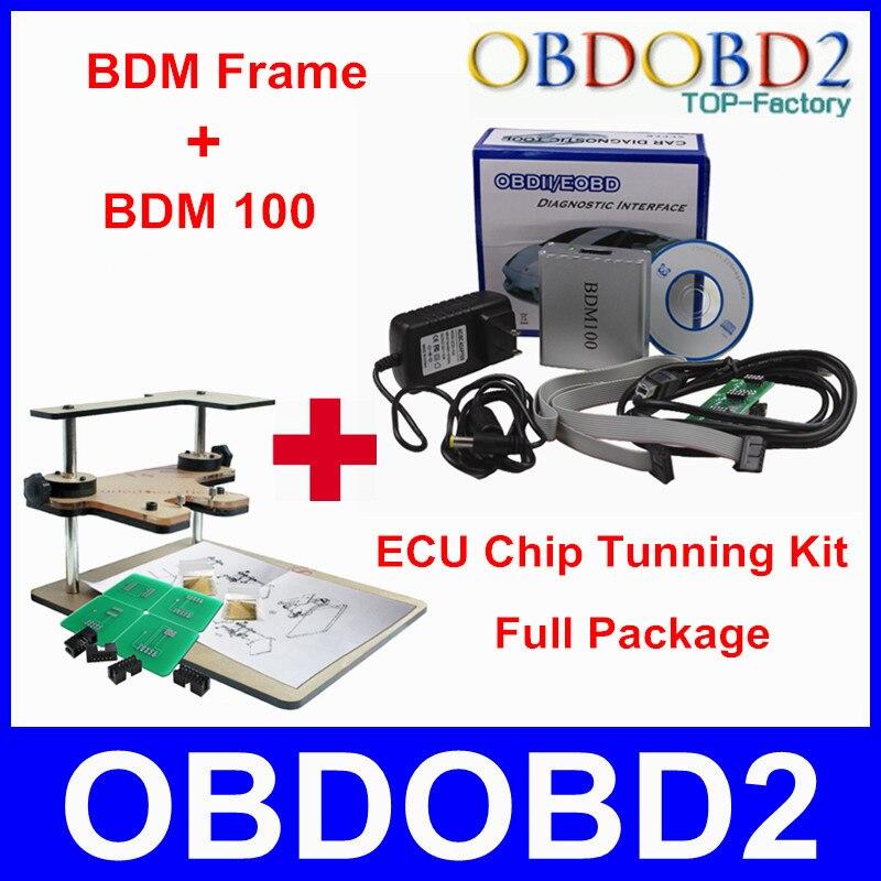 Big Discount BDM Frame BDM100 Programmer OBD2 OBDII ECU Chip Tuning font b Tool b font