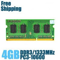 Brand New Sealed DDR3 1333 PC3 10600 2GB Laptop RAM Memory Lifetime Warranty Free Shipping