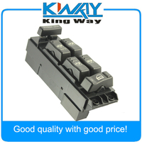 New Electric Window Master Switch Fits For Tahoe Yukon Suburban Avalanche 15062650