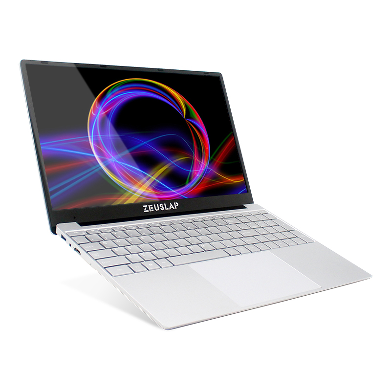 15.6 pouces 8 gb ram 1000 gb ssd ordinateur portable écran ips intel i3 ordinateur portable