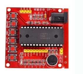 Free shipping 10 PCS ISD1700 Series ISD1760 Voice Recording Module FZ0486 Best quality