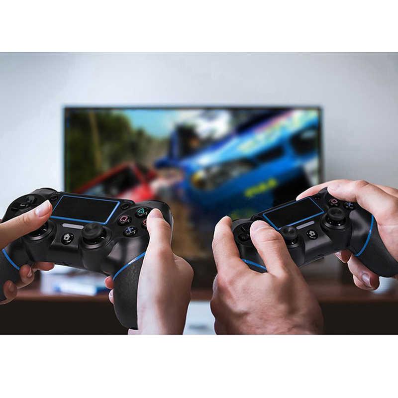 جديد وصول بلوتوث أداة تحكم في الألعاب لاسلكية ل PS4 تحكم المقود غمبد ل بلاي ستيشن 4 ل Dualshock 4 و PC r25