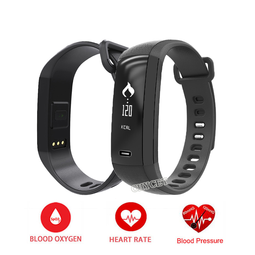 M2 Smart Band Heart Rate Monitor Wristband Blood Pressure Oxygen Fitness Bracelet sport Smartband for iOS