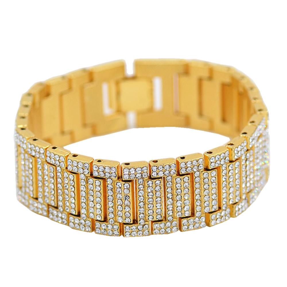 The Full Crystal Bracelet...