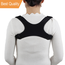 цена на Cross-Border for New Style Back Correction with Kyphosis Correction Breathable Clavicle Posture Adjustable Correction Amazon Exp