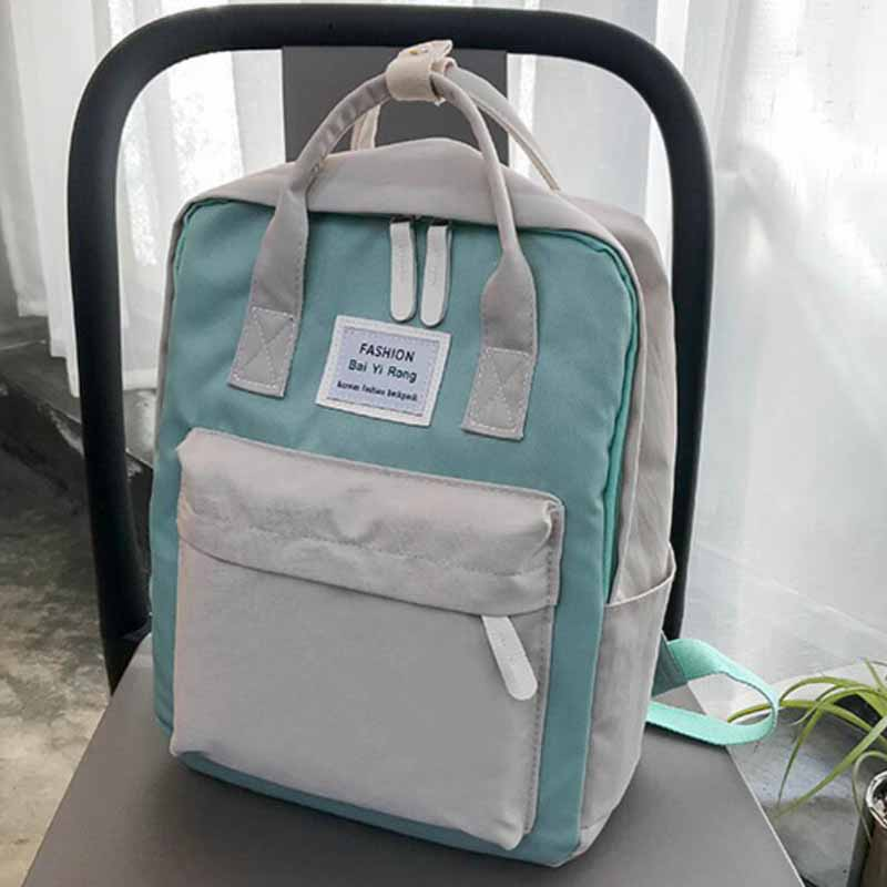 HTB1wd3QKf9TBuNjy0Fcq6zeiFXaz Yogodlns Campus Women Backpack School Bag for Teenagers College Canvas Female Bagpack 15inch Laptop Back Packs Bolsas Mochila
