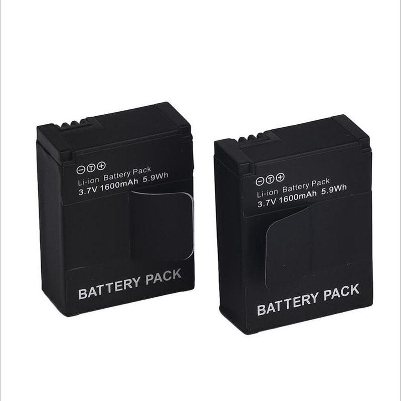 2 шт. 1600 мАч Перезаряжаемые Батарея Замена Ремонт <font><b>Go</b></font> <font><b>Pro</b></font> Gopro Hero <font><b>3</b></font>/<font><b>3</b></font> + Hero3 Спорт DV Камера AHDBT-201 AHDBT-301