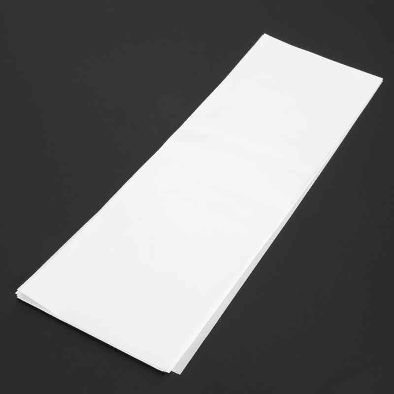 100pcs/set Pro Salon Haar Farbstoff Papier Drücken Recyclebar Trennung Fleck Färben Farbe Highlight Tissue Friseur Salon Produkte Werkzeuge