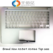 100% New A1466 Top case for MacBook Air 13.3 Top case US 2013-2015 (without keyboard)