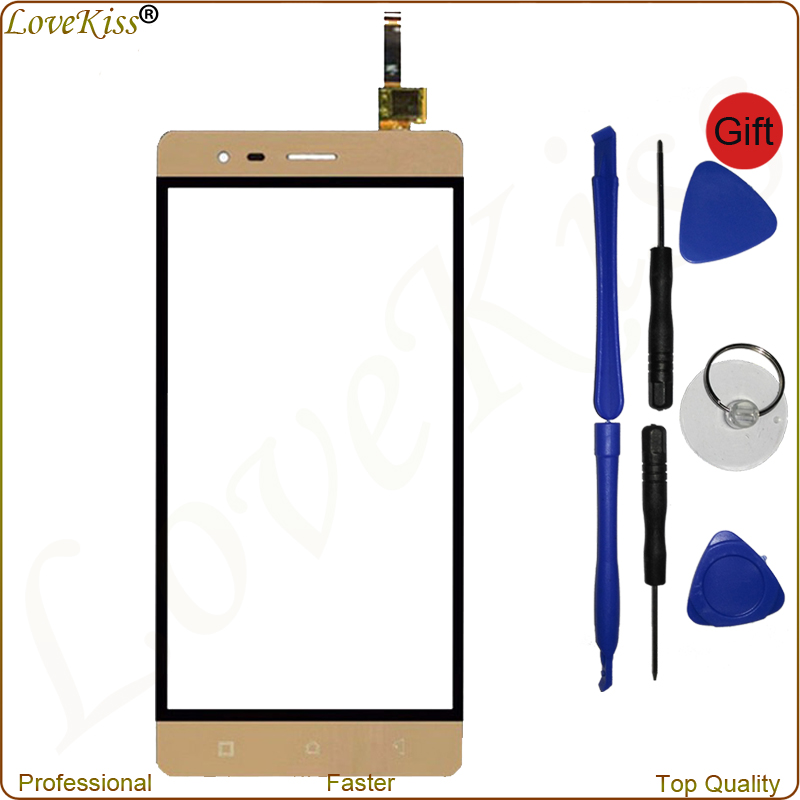 5.5 Tested Touch Screen For Lenovo K5 Note K52e78 Digitizer Panel Front Outer Glass Sensor Lens Replacement Parts With Toolkit