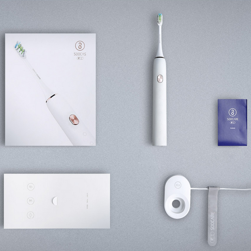 Xiaomi Sonic Soocare X3 Hälsosam Smart Electric Bluetooth Vattentät - Smart electronics - Foto 4