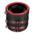 Metal Mount Auto AF Macro Extension Tube/Ring for Kenko for Canon EF-S Len T5i T4i T3i T2i 6D 7D 60D 70D 100D 550D 600D DSLR