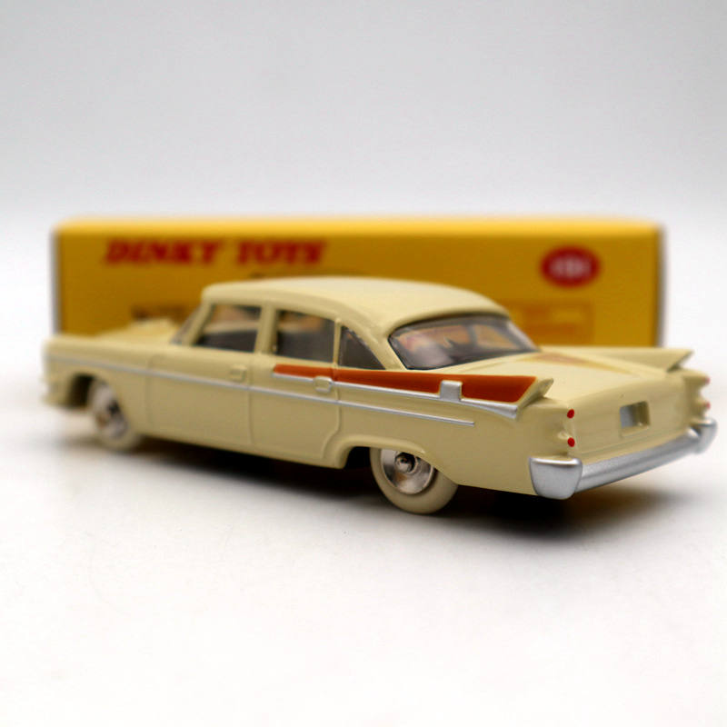 Atlas 1:43 Dinky toys 191 Dodge Royal Seden Diecast Models Collection