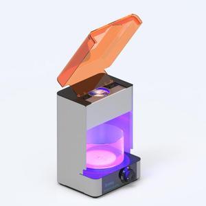 Image 5 - DLP/LCD/SLA الراتنج طابعة ثلاثية الأبعاد الأشعة فوق البنفسجية علاج الدورية وتوقيت آلة 400 40nm الطول الموجي الأشعة فوق البنفسجية LED مصباح علاج صندوق