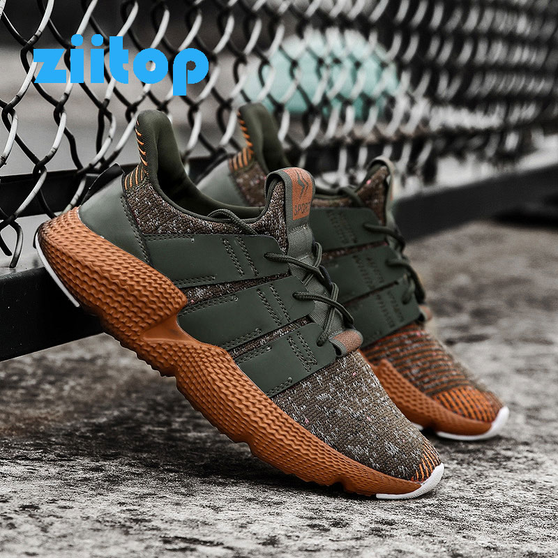 Men Sneakers Winter Running Shoes Men Comfortable Outdoor Keep Warm Sports Shoes Man Walking Athletic Shoes Male Trainers Hombre(China)