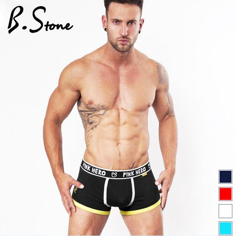 8441f168f9dd 4 Pieces Cotton Color Together Men's Brand Boutique Plus Size Underwear  Manufacturers Boxer Best Sellingseamless Panties Boxers