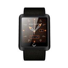 U10l aufgerüstet bluetooth smartwatch sync anruf sms health monitor handgelenk smart watch für ios für samsung android