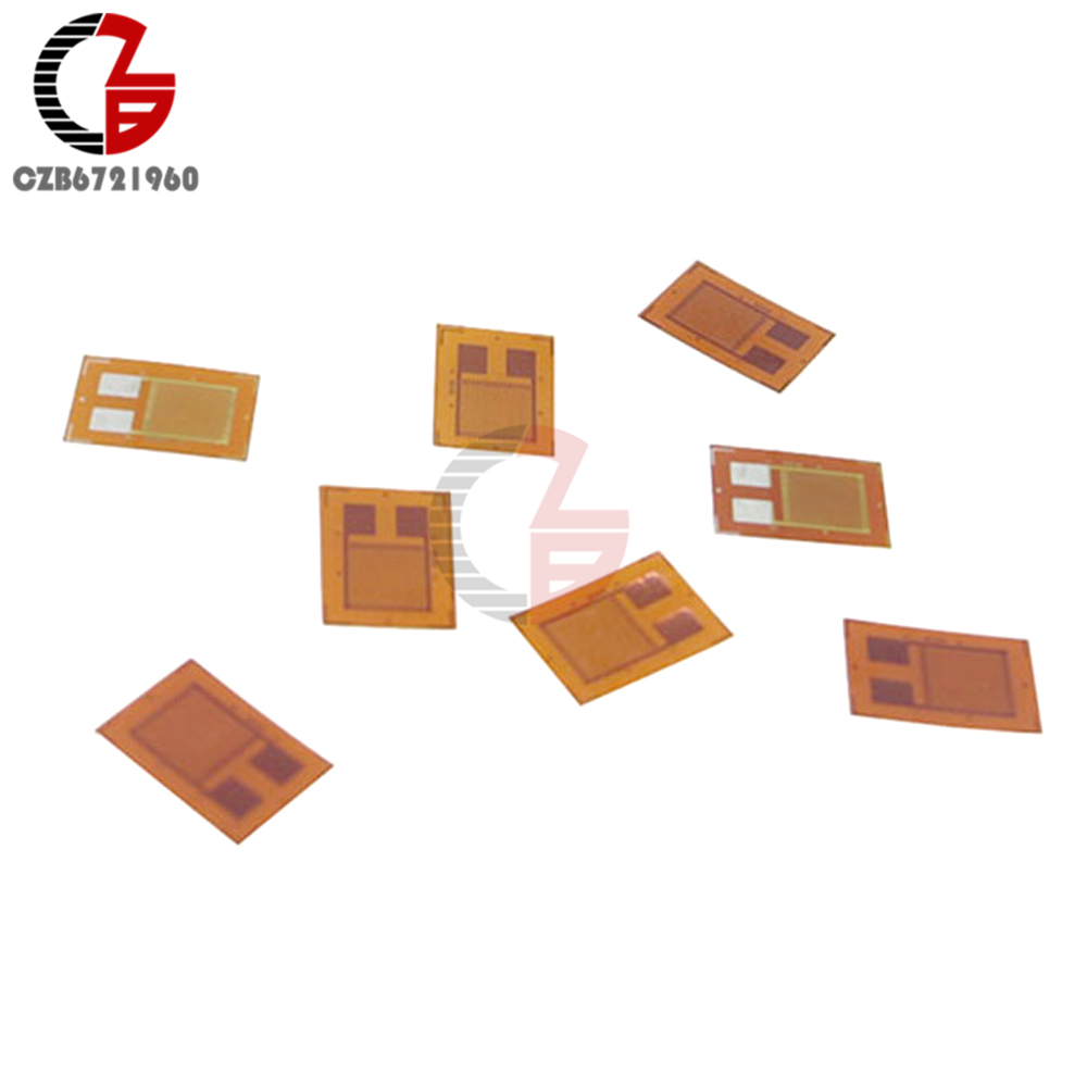10Pcs BF350-3AA BF350 High Precision Resistive Strain Gauge For Pressure Sensor Load Cell Weighg Sensor