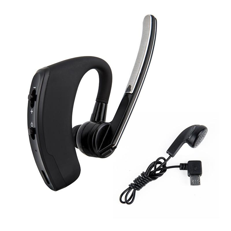 V8 Wireless Stereo Handsfree Bluetooth Earphones Headphones Car Driver Handsfree Business Bluetooth Headset