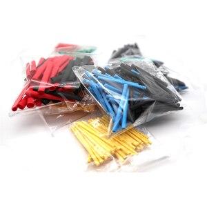 Jeu de tubes isolants et couvre-câbles | Tube thermorétractable 530 pièces/ensemble de tubes couvre-câbles thermorétractables, livraison directe au détail