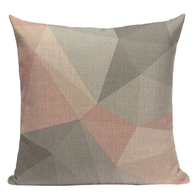 Nordic Pop Geometric Pillowcase Size: L313 Color: L313-1