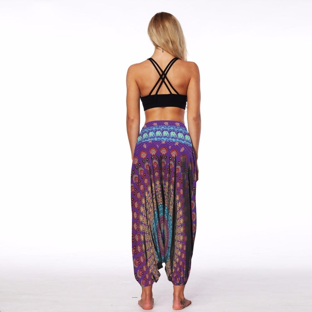 Purple aztec lantern legging (5)