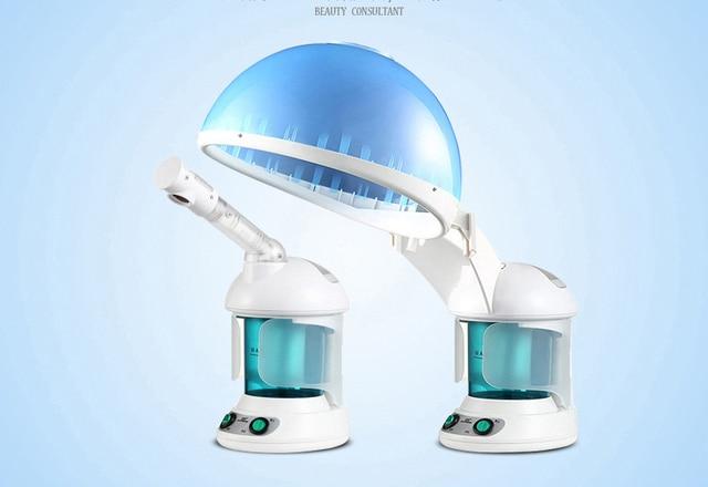 Einfache bedienung haare dauerwelle trockner ozon gesättigt