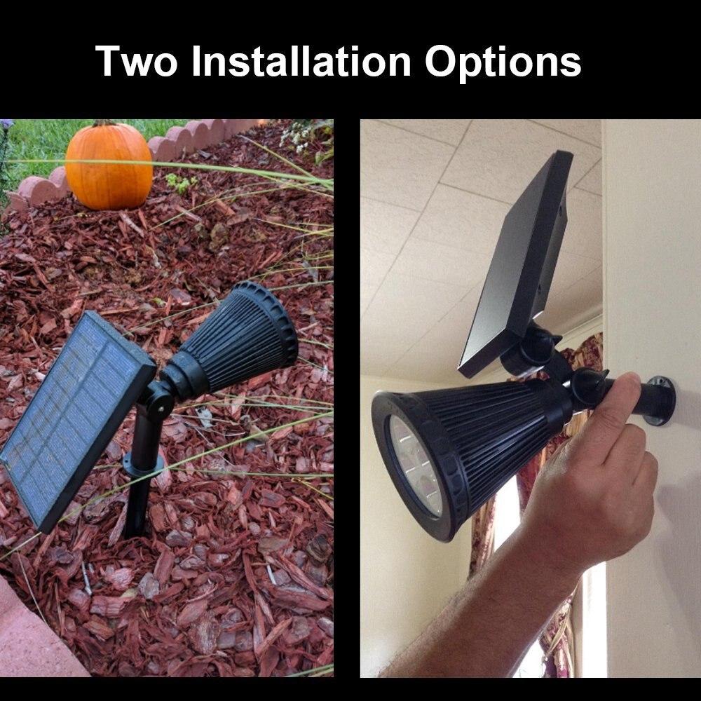 A Energia Solar Ao Ar Livre-em-1 Ajustável