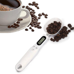 Measuring-Spoon Food-Scale Weight Digital Portable 500g/0.1g New LCD Volumn High-Quality