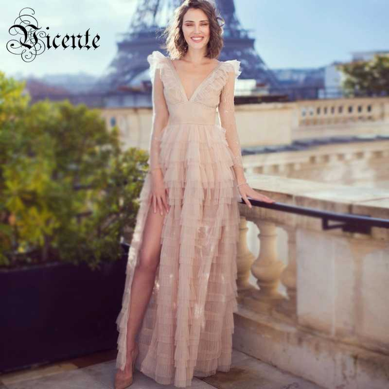 8eda1ba90b2af Detail Feedback Questions about Vicente HOT Stylish Star Beads Maxi ...