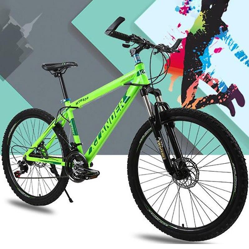 Vente en alliage d'aluminium 26 pouces 21 vitesse vélo Double disque un rond vélo réparation outils fabricant VTT