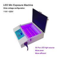 LED máquina de exposição AOS RAIOS UV
