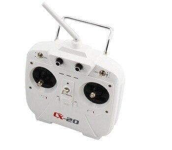 ФОТО F09182 4CH CX20 Remote Controller CX-20-023 CX-20 Transmitter Spare Parts For Cheerson CX-20 CX 20 GPS RC Quadcopter Drone