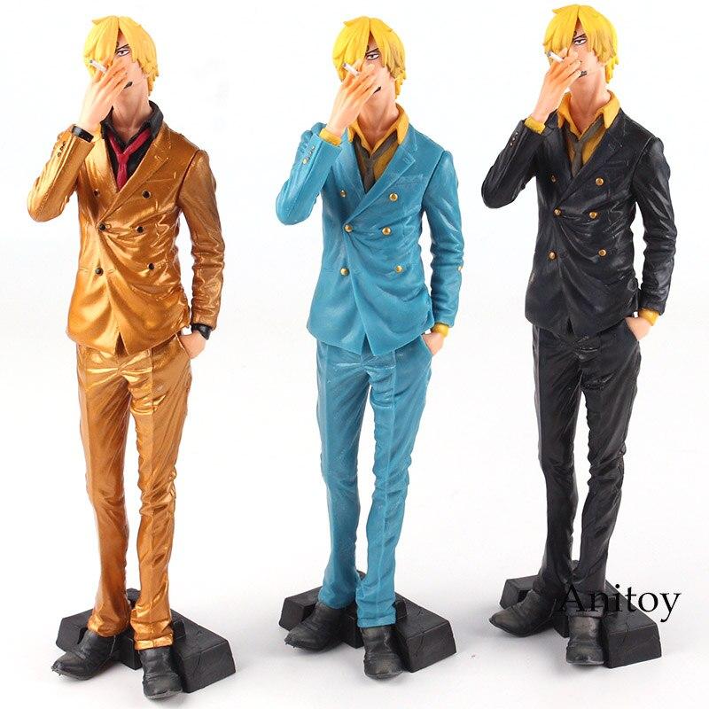 Anime One Piece King of Artist The Sanji Figure Doll Sanji Vinsmoke PVC Action Figure Collectible Model Toy