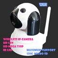 1.0MP HD 720 P PT Ip-камера Wi-Fi P2P Беспроводной Безопасности Ночного Видения Ик Двухстороннее Аудио Веб-Камера поддержка msd карты памяти детские cam