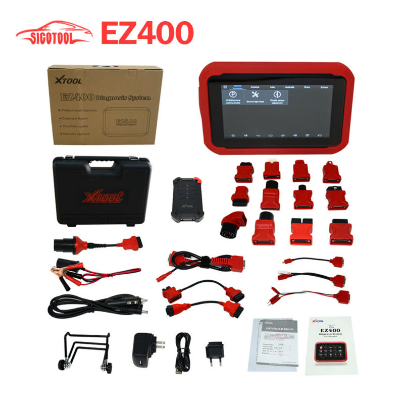 Original XTOOL EZ400 same function as XTOOL PS90 PS 90 Diagnoctic Tool EZ 400 updated online dhl free shipping